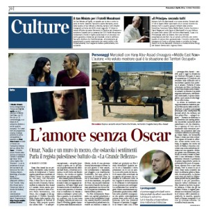 Corriere Fiorentino MIddle East Now 6 Aprile