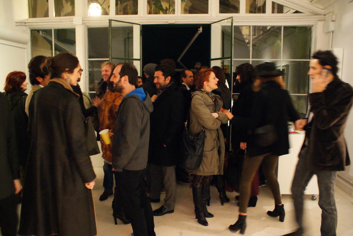 Hassan Hajjaj exhibition 'VogueArabe' opening