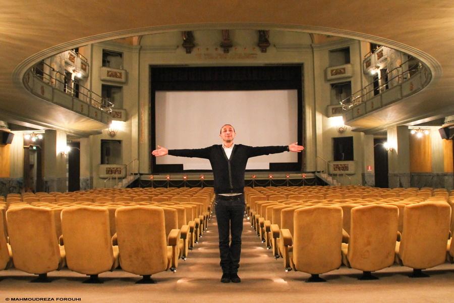 Moroccan director Faouzi Bensaidi