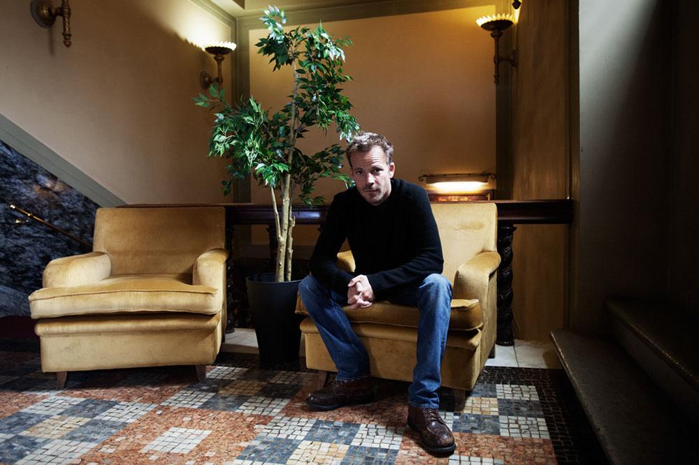 American actor Stephen Dorff / ph. Tommaso Majonchi - M Studio