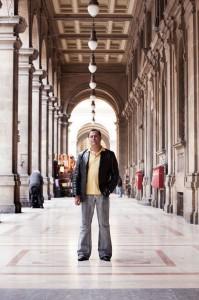 Afghan actor Haji Gul / ph. Tommaso Majonchi - M Studio