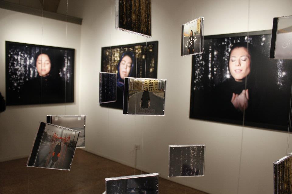 'Listen' Exhibition by Newsha Tavakolian - Middle East Now 2012