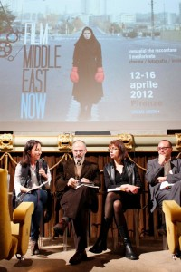 Middle East Now 2012 Talk