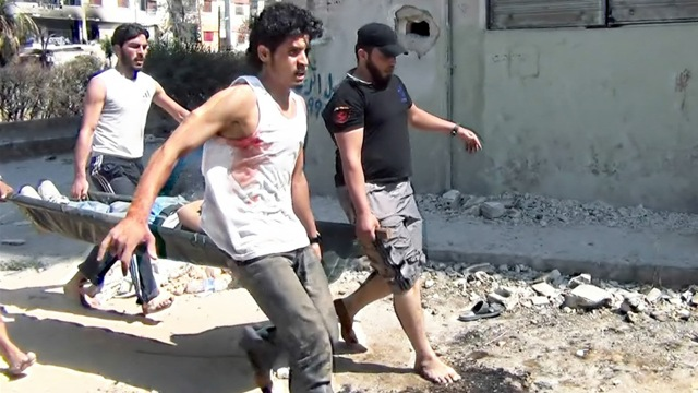 RETURN TO HOMS_many of Baset's friends lost their lives