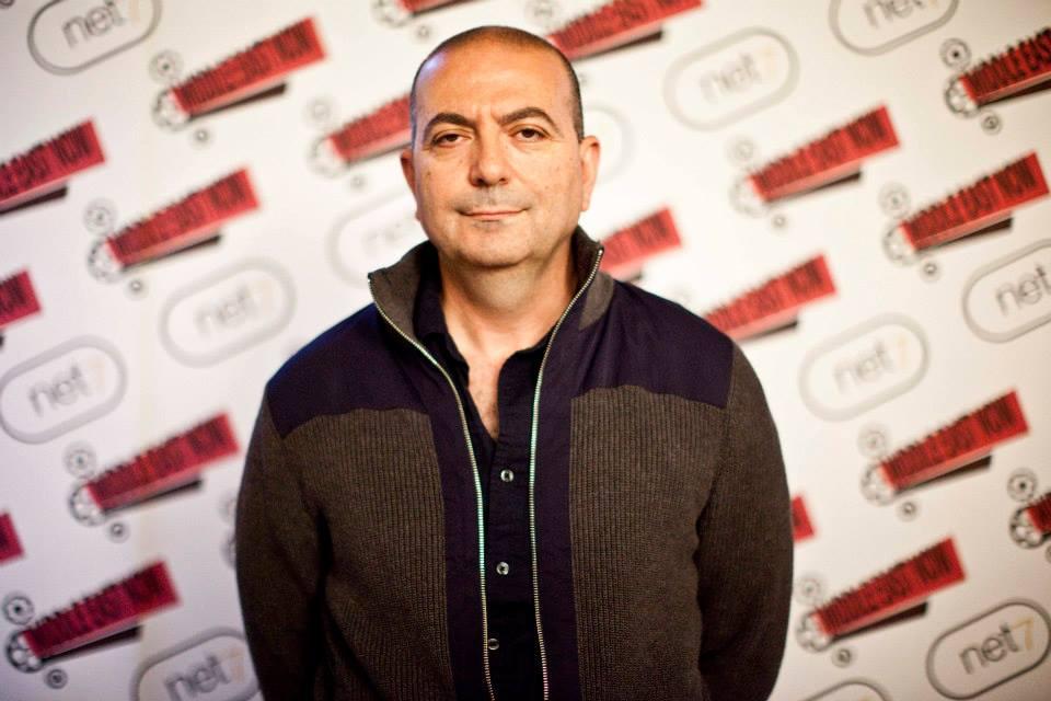 Palestinian director Hany Abu-Assad, festival special guest