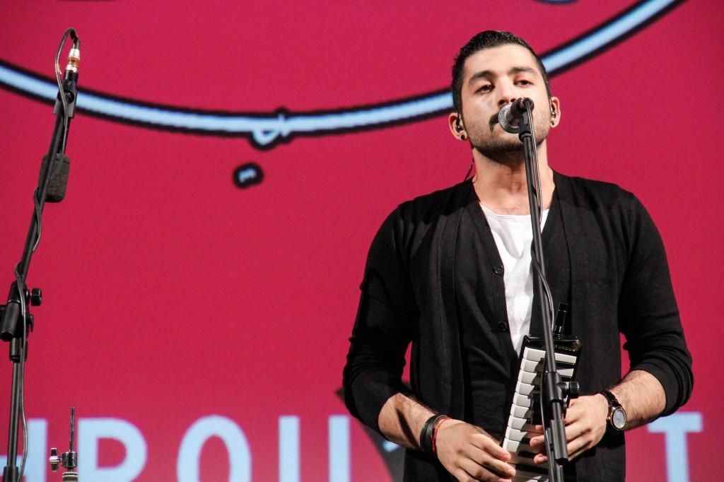 Opening Night - Mashrou' Leila at Cinema Odeon