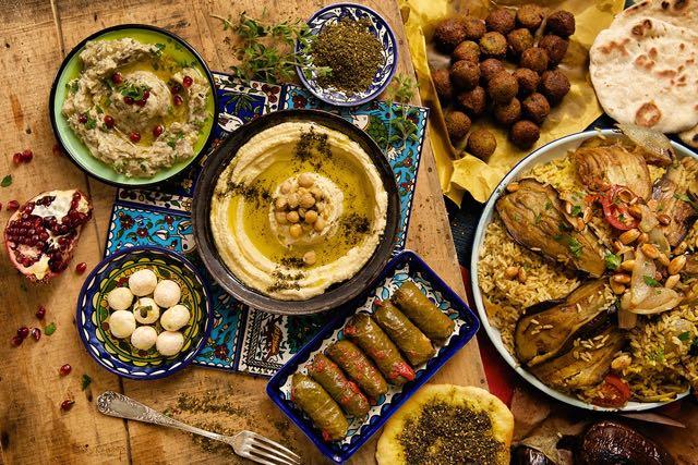 Pop Palestine Cuisine
