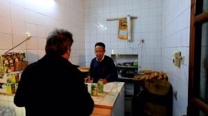 THE SANDWICH MAKER