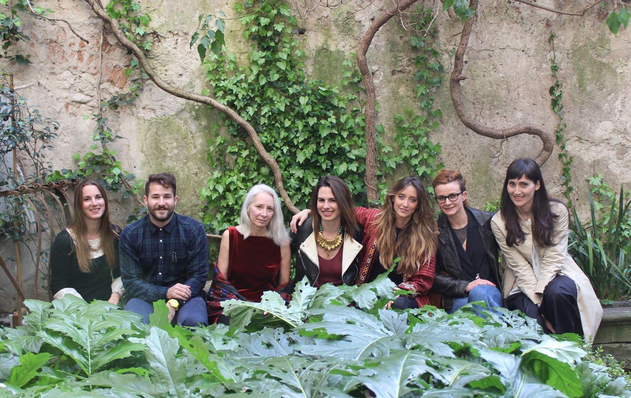 Lindsay Mackenzie, Nasser Alzayani, Alessandra Capodacqua, Francesca Tommasi, Federica Cirri, Alessandra Foschi, Francesca Pazzagli