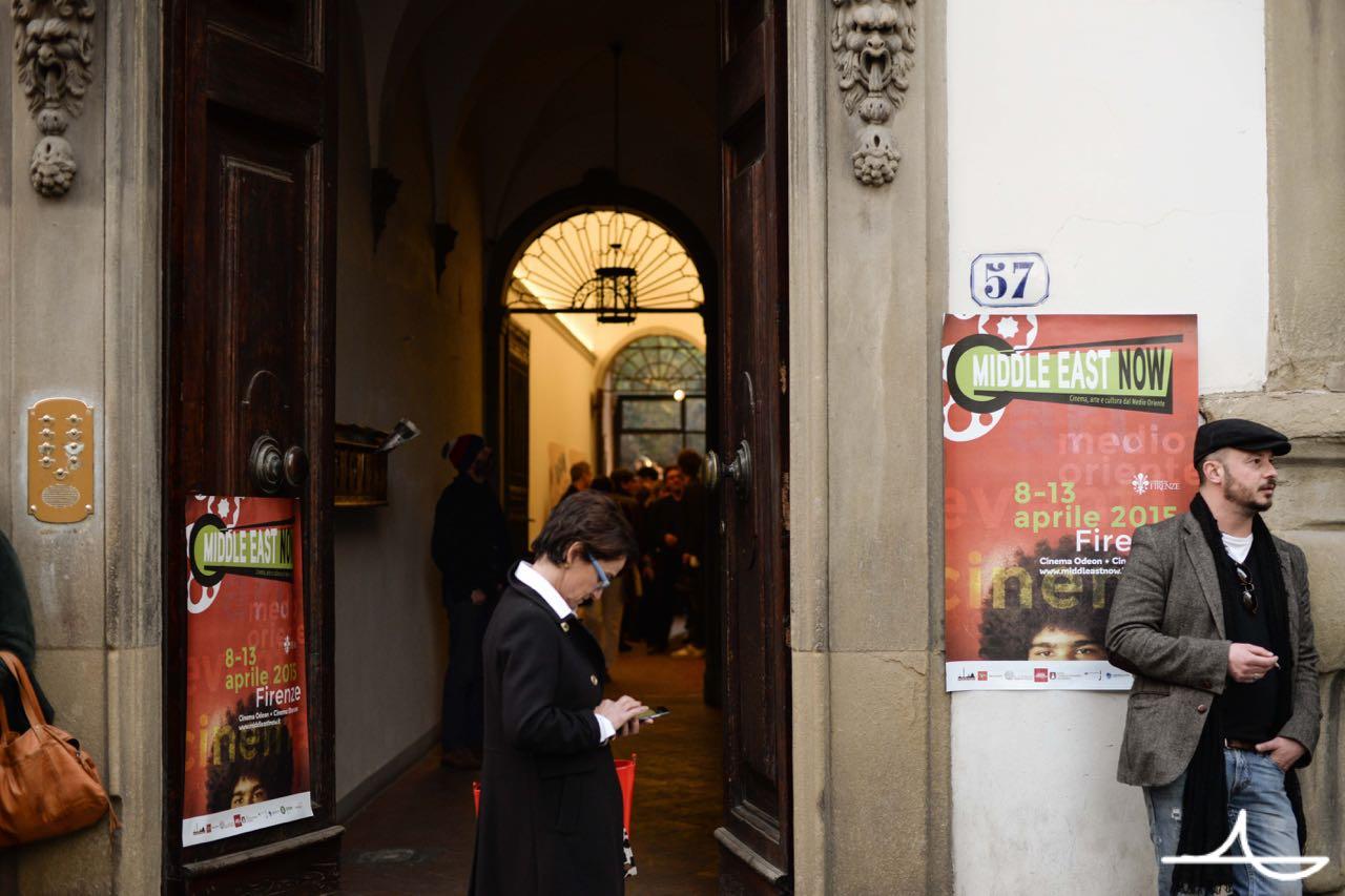 Etra Studio Tommasi Gallery entrance P. Luca Morgantini
