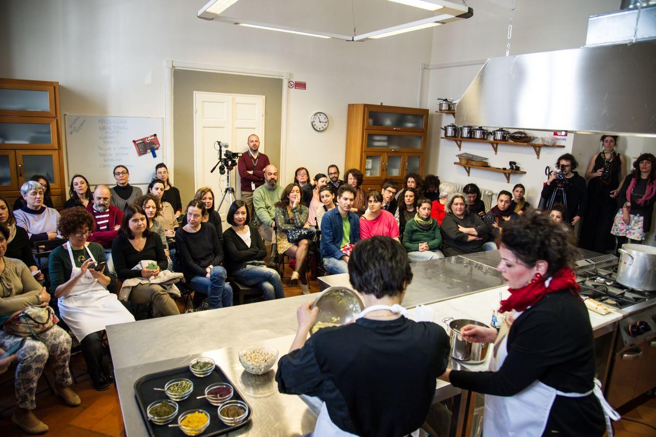 Pop Palestine Corso di cucina Palestinese Ph. Alessandra Cinquemani