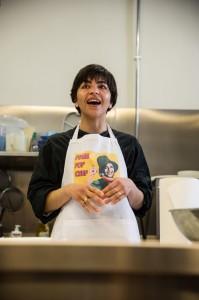 Pop Palestine, chef Fidaa Ibrahim Abuhamdieh Ph. Alessandra Cinquemani