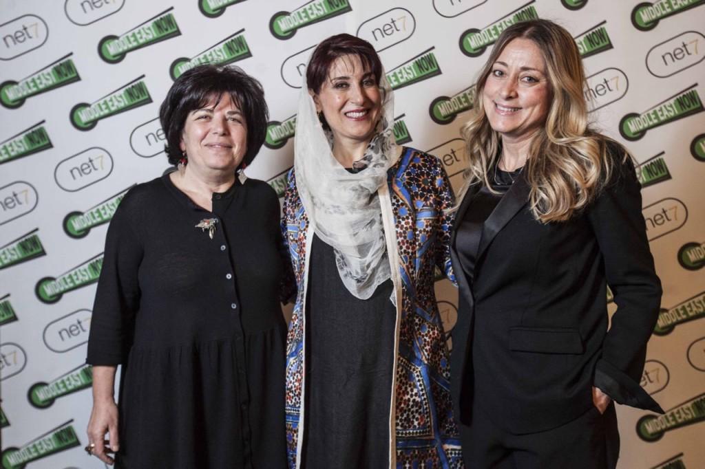 Felicetta Ferraro, Simin Motamed Arya and Lisa Chiari_Ph. Niccolò Cambi : Massimo Sestini.jpg