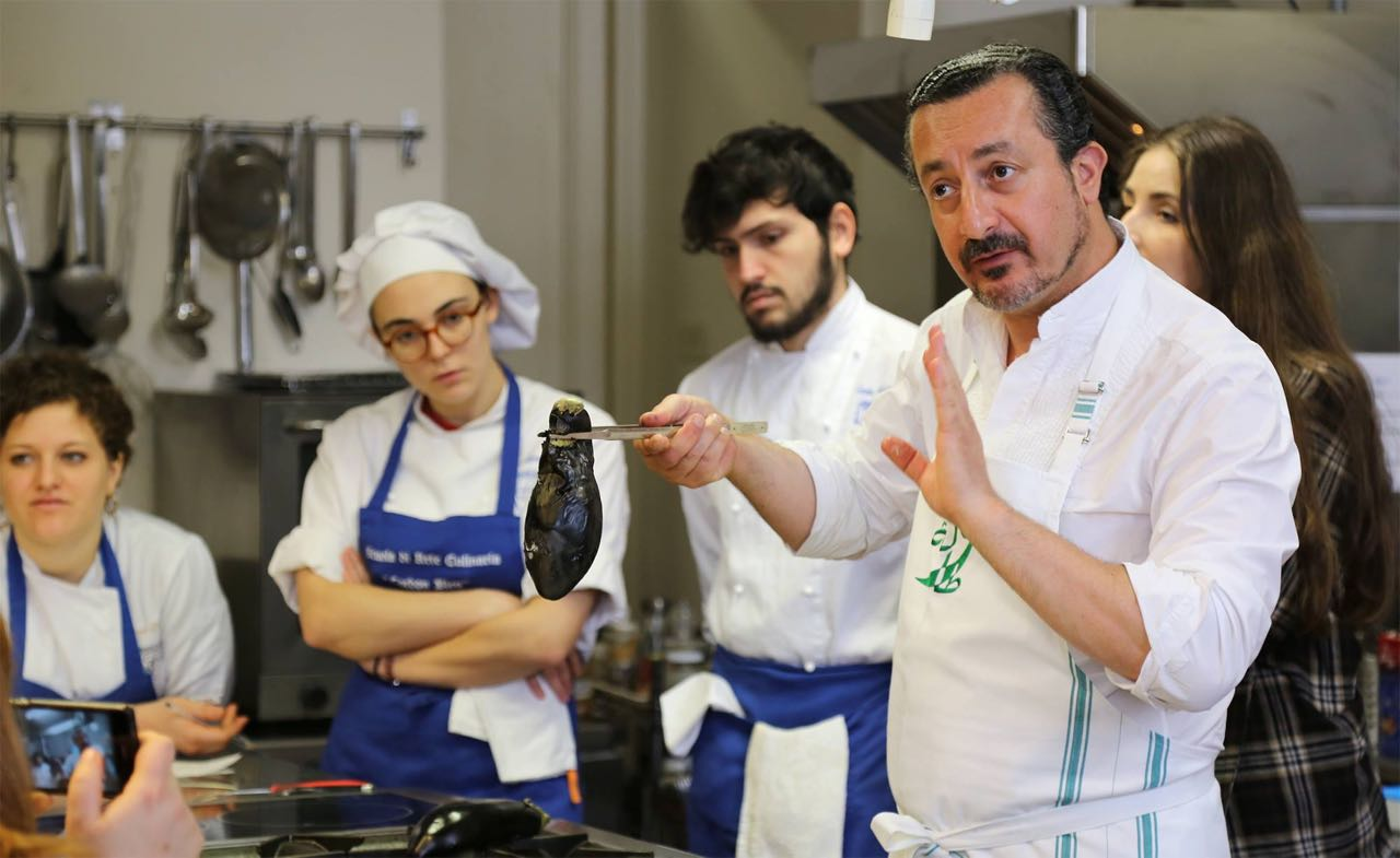 Lebanese chef and food activist Kamal Mouzawak