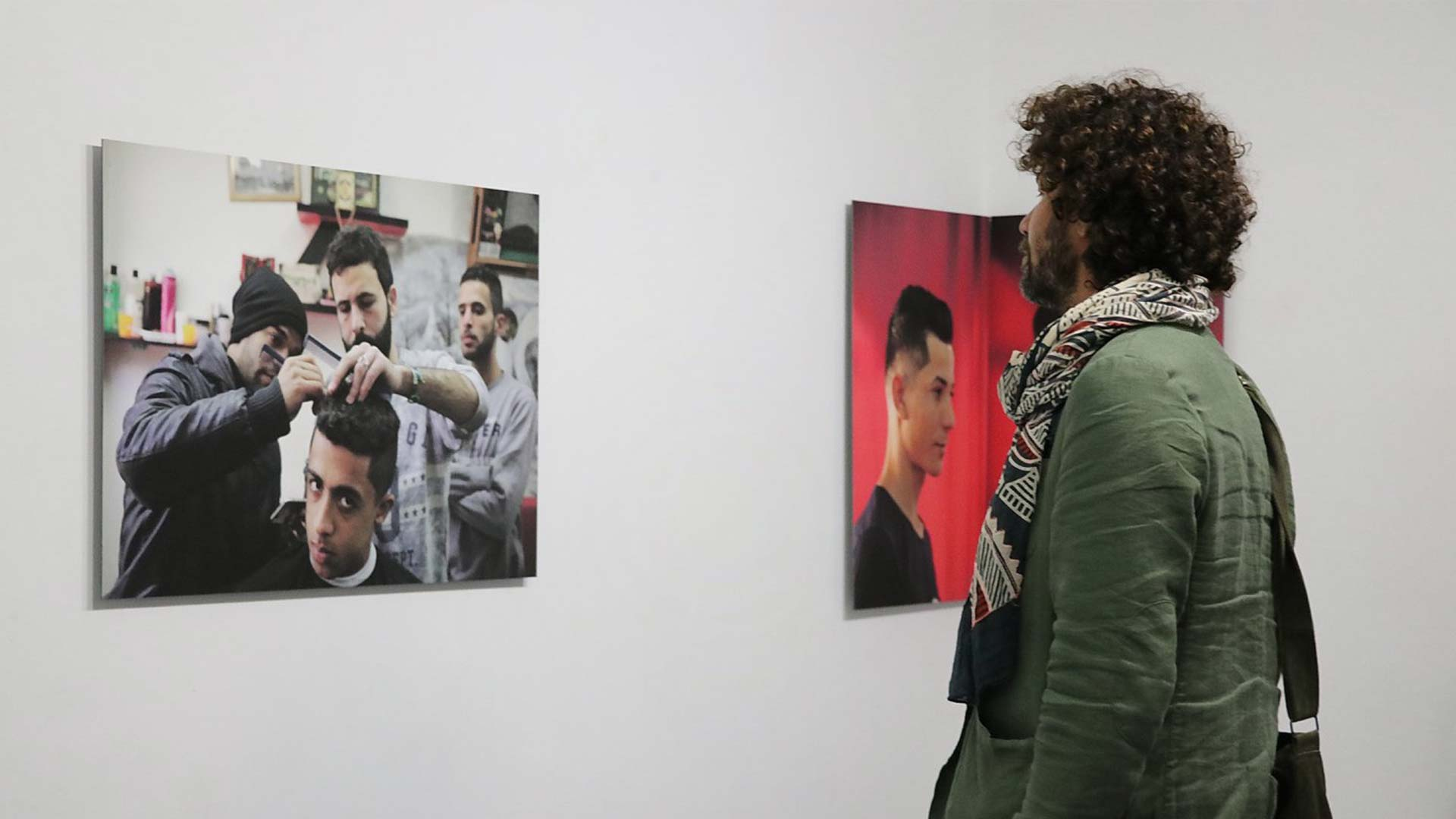 The People's Salon Exhibition by Tamara Abdul Hadi