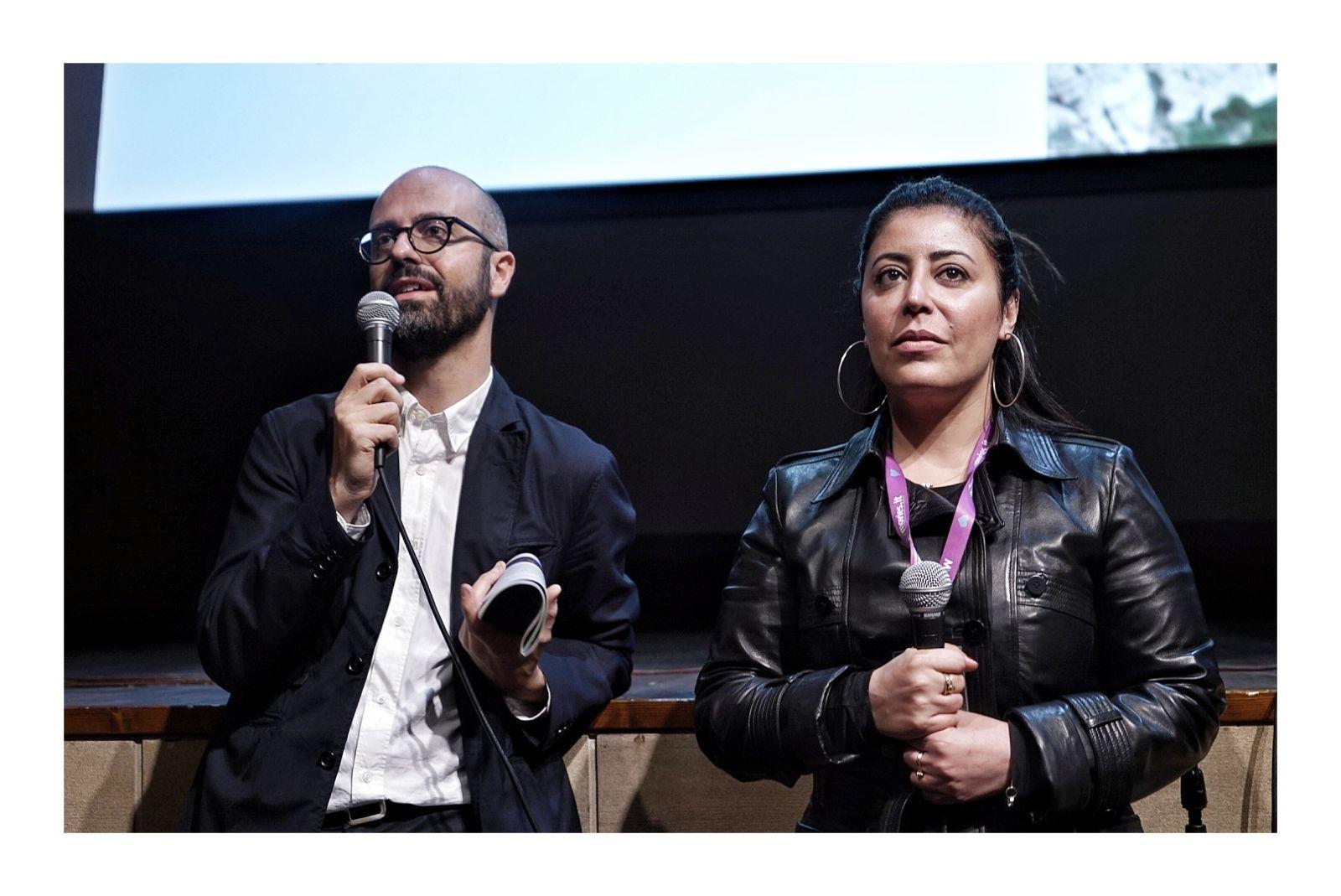 What Comes Around (Al Gami'ya) director Reem Saleh